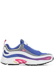 Reebok Dmx Trainer Sneakers White Blue