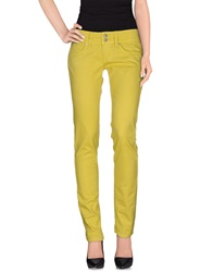 Paul Frank Jeans Yellow