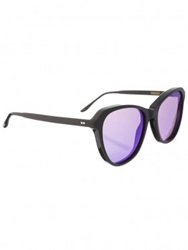 Wildfox Black Parker Deluxe Sunglasses