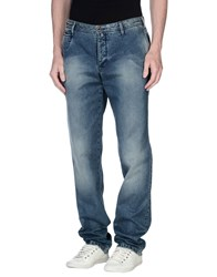 Icon Denim Denim Trousers Men Blue