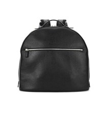 Salvatore Ferragamo Revival Leather Backpack Black