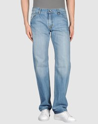 Volcom Denim Denim Trousers Men