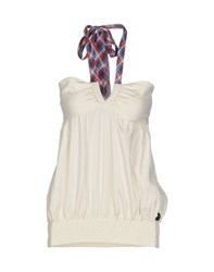 Duck Farm Topwear Tops Women Ivory