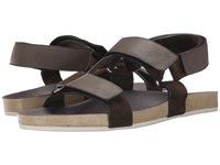 Marc Jacobs Summer Nappa Strappy Sandal Grey