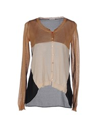 Gold Case Knitwear Cardigans Women Black