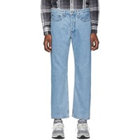 Rag And Bone Blue Denim Rb10 Jeans