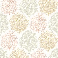 Sanderson Coral Reef Wallpaper 213393