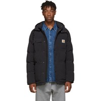 Carhartt Work In Progress Navy Alpine Coat