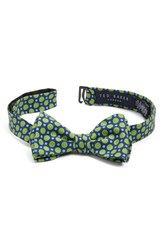 Ted Baker Men's London Floral Silk Bow Tie