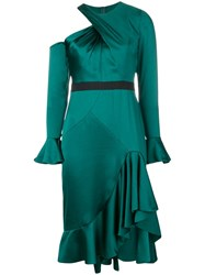 Three Floor Ariel Dress Green