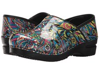 Sanita Original Professional Carnaval Multi Clog Shoes