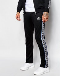 Kappa Joggers With Side Taping