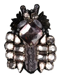 P.A.R.O.S.H. Jewellery Brooches Women Black