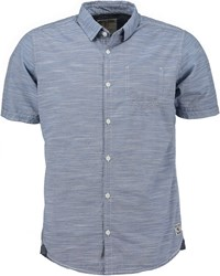 Garcia Cotton Shirt Marine