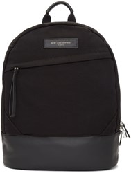 Want Les Essentiels Black Organic Kastrup Backpack