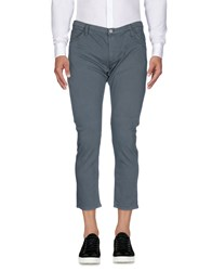 Mnml Couture Casual Pants Grey