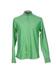 Reddie Shirts Light Green