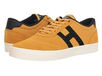 Huf Galaxy Mustard Skate Shoes Yellow
