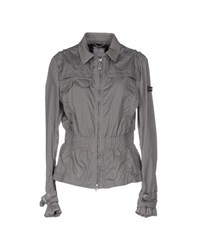 Peuterey Coats And Jackets Jackets Women Grey