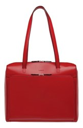 Lodis Audrey Under Lock And Key Organizer Tote Red