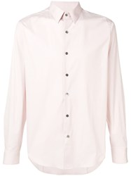 Theory Sylvain Wealth Shirt Neutrals