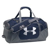 Under Armour Storm Undeniable 3.0 Small Duffel Bag Midnight Navy Graphite