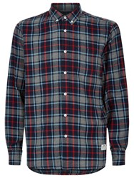 Penfield Ravens Check Shirt Multi