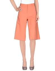 M Missoni Trousers 3 4 Length Trousers Women Salmon Pink