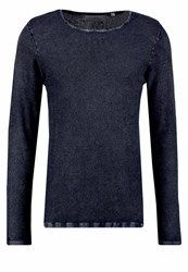 Only And Sons Onspatterson Jumper Maritime Blue