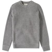 A.P.C. X Louis W. 66 Crew Knit Grey