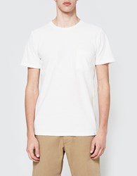 Norse Projects Niels Japanese Pocket In White
