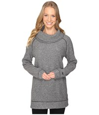 New Balance Nb Dry Sweatshirt Black Women's Sweatshirt