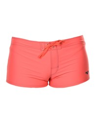 Arena Swim Trunks Coral