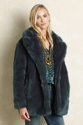 Selected Femme Bania Faux Fur Coat