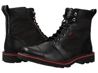 Chrome 503 Combat Boot Black Lace Up Boots