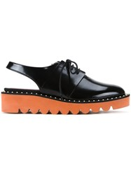 Stella Mccartney 'Odette' Slingback Brogues Black