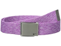 Nike Single Web Heather Bold Berry Men's Belts Purple