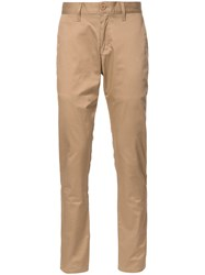 Naked And Famous Classic Chinos Nude Neutrals