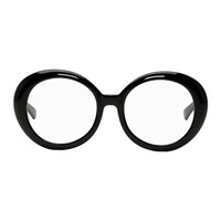 Undercover Black Effector Edition Round Glasses