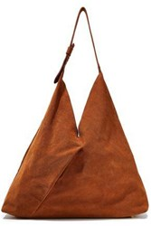 Iris And Ink Woman Shoulder Bags Brown