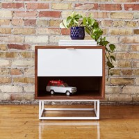 Gus Design Group Emerson End Table Brown