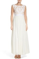Vince Camuto Women's Mesh Gown