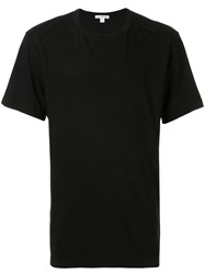 James Perse Slim Fit T Shirt Black