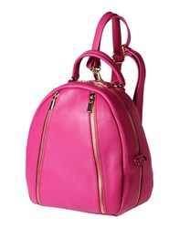 Parentesi Bags Rucksacks And Bumbags Women Fuchsia
