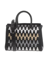 Elena Ghisellini Handbags Black