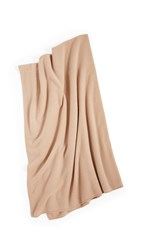 Bop Basics Cashmere Throw Blanket Almond