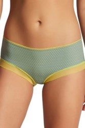 Elle Macpherson 'Touch' Hipster Briefs Gray