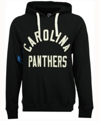 G3 Sports Men's Carolina Panthers Hands High Motion Pull Over Hoodie Black