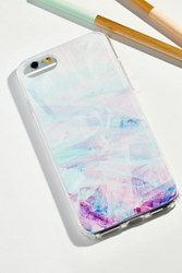 Free People Womens Prismatic Iphone Case