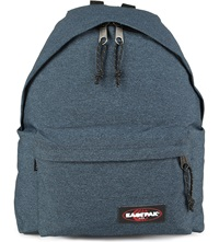 Eastpak Padded Pak'r Denim Backpack Double Denim